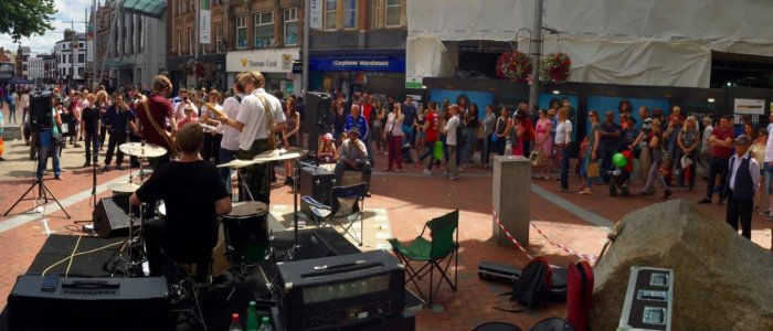Band Experience - Broad Street